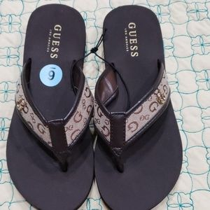 !!!PRICE FINAL!!!  New Guess Slippers